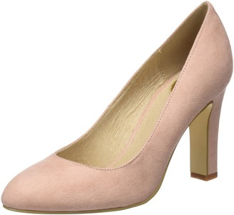 Buffalo David Bitton C473A-1 S0071G IMI SUEDE Womens Closed Toe Heels