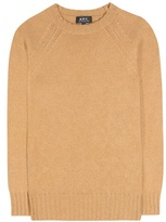A.P.C. Edimbourg Wool Sweater
