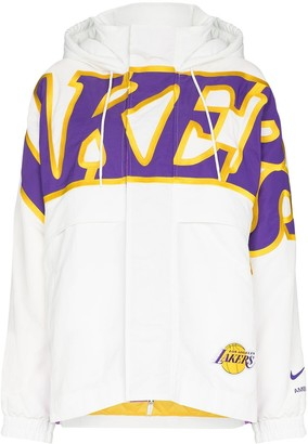 Nike x AMBUSH NBA Lakers oversized jacket