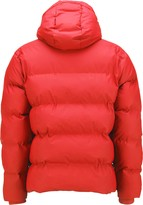 Rains Red Polyester Puffer Jacket - Polyurethane | polyester | red | XXS/XS - Red/Red