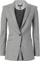 Rag & Bone Duke Contrast Collar Blazer