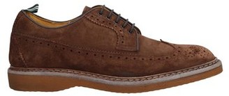 GREEN GEORGE Lace-up shoe