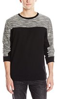 Akademiks Men's Boxer Fly Knit Pullover
