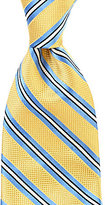 Daniel Cremieux Party Stripe Traditional Silk Tie