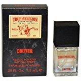 True Religion Drifter Men Eau De Toilette Spray, Mini, 0.25 Ounce