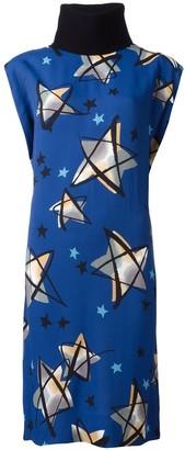 Marni star-print dress