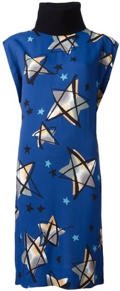 Marni Star-Print Dress