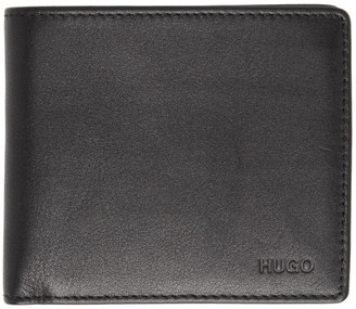 HUGO BOSS Black Subway 8-Pocket Bifold Wallet