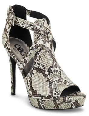 G by Guess Jasin Platform Sandal