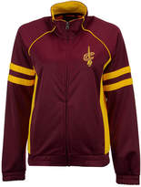 Authentic Nfl Apparel G-iii Women's Cleveland Cavaliers Legend Track Jacket