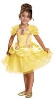 BuySeasons Disney Princess Girls' Belle Classic Costume - S