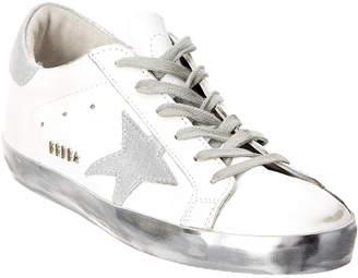 Golden Goose Superstar Leather & Suede Sneaker