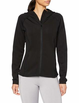 Only Play Women's ONPPERFORMANCE ATHL CARA LS Hood Zip Sweatshirt
