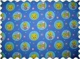 Joovy SheetWorld Tweety Fabric - By The Yard - 101.6 cm (44 inches)