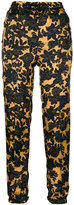Christian Wijnants floral print trousers - women - Cupro/Viscose - 36