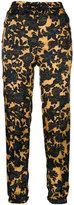 Christian Wijnants floral print trousers - women - Cupro/Viscose - 38