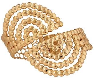 Chloé Brass Cuff Bangle