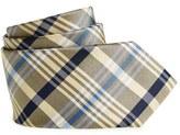 Nordstrom Check Silk Tie (Big Boys)