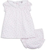 Kissy Kissy Girls' Whale Print Dress - Baby