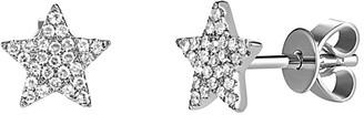 Sabrina Designs 14K 0.20 Ct. Tw. Diamond Star Studs