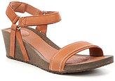 Teva Ysidro Stitch Wedge Sandals
