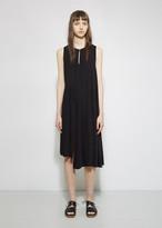 MM6 MAISON MARGIELA Chiffon Semi Pleat Dress
