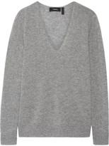Theory Adrianna Cashmere Sweater - Gray