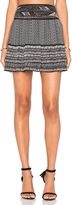 Twelfth Street By Cynthia Vincent Short Pleated Skirt
