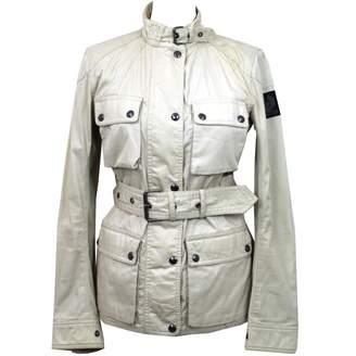 Belstaff Beige Cotton Coats