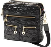 Clava Women's Three Quilted Crossbody