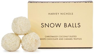 Harvey Nichols Snow Balls White Chocolate Truffles 78g