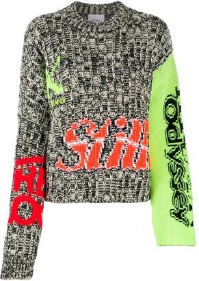 Calvin Klein Still knit jumper