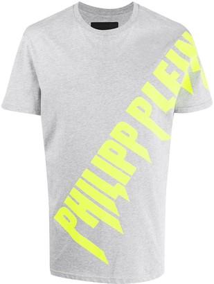 Philipp Plein TM logo-print cotton T-shirt