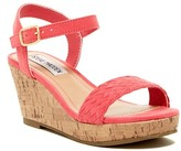 Steve Madden Jnilly Wedge Sandal (Little Kid & Big Kid)