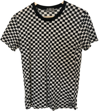 Christian Dior Black Cotton T-shirts