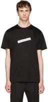 Lanvin Black Logo T-shirt
