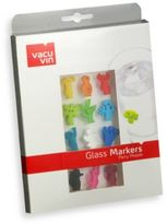 Vacu-Vin Party People Glass Markers (Set of 12)