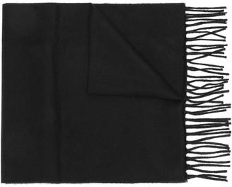 Fendi FF motif patch scarf