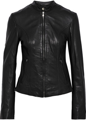 Marissa Webb Harmon Leather Jacket