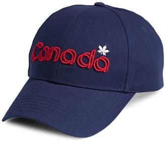 Canadian Olympic Team Collection Adult's Mirrored Canada Baseball Cap