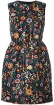RED Valentino floral print dress - women - Polyester/Acetate - 42