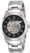 Fossil Men's ME3103 Self-Wind Stainless Steel Watch