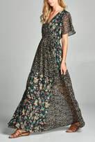Tua Dipsy Wrap Dress