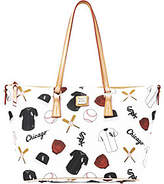 Dooney & Bourke MLB White Sox Zip Top Shopper