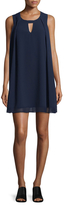BCBGeneration Keyhole Day Short Dress