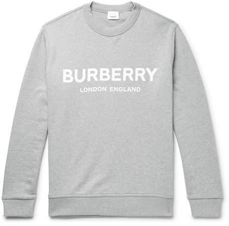 46b1c2efc Burberry Grey Sweats & Hoodies For Men - ShopStyle Canada