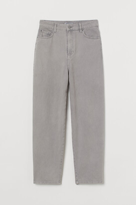 H&M Ankle-length Twill Pants
