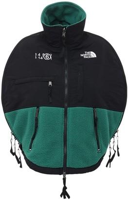 MM6 MAISON MARGIELA Northface X Mm6 Circle Fleece Vest
