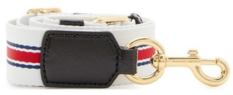 "MARC JACOBS, THE Sport Stripe"""" bag strap"