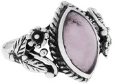 Accessorize Sterling Silver Amy Ring